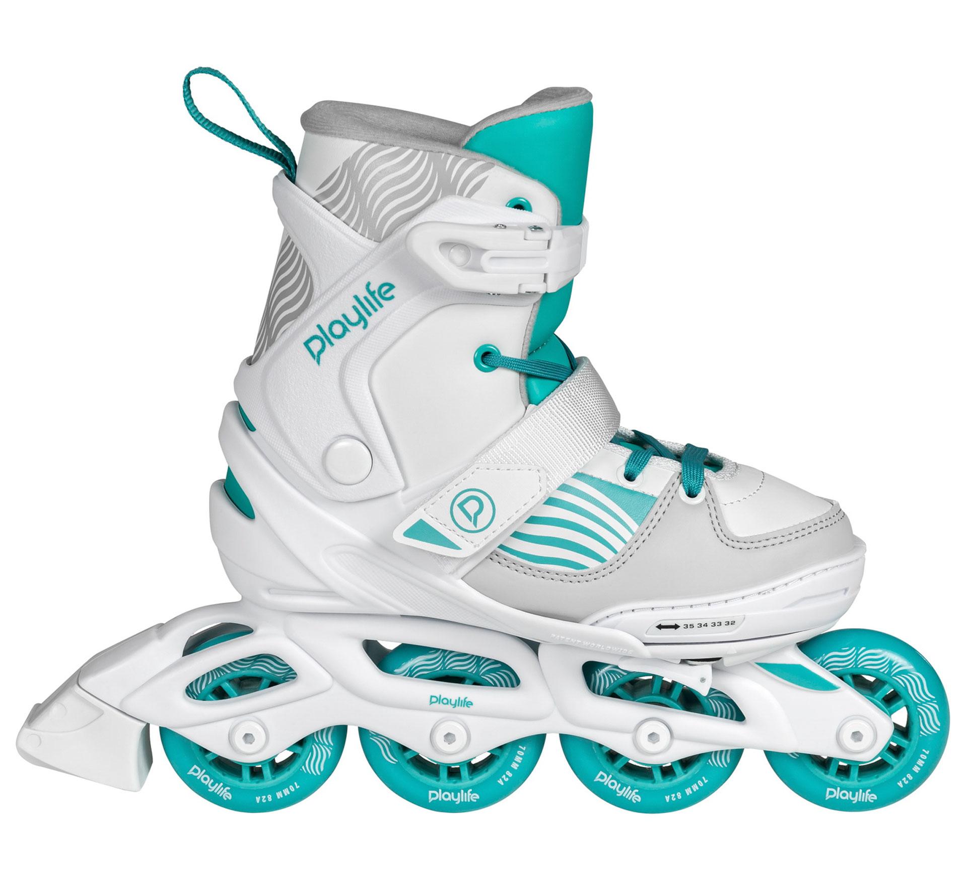 Playlife Light Breeze Inline Skates Junior (verstelbaar)