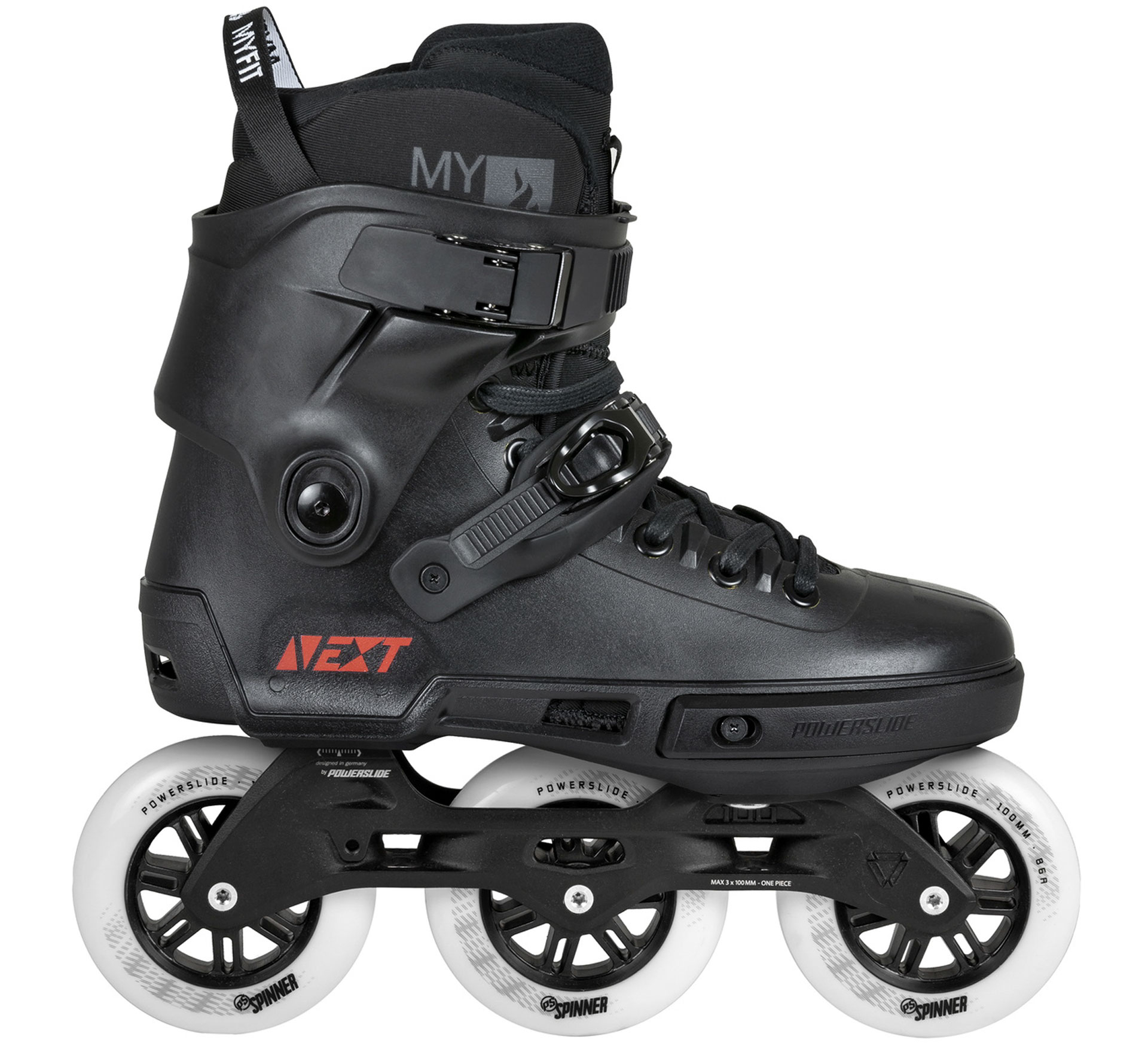 Powerslide Next Core 100 Skates