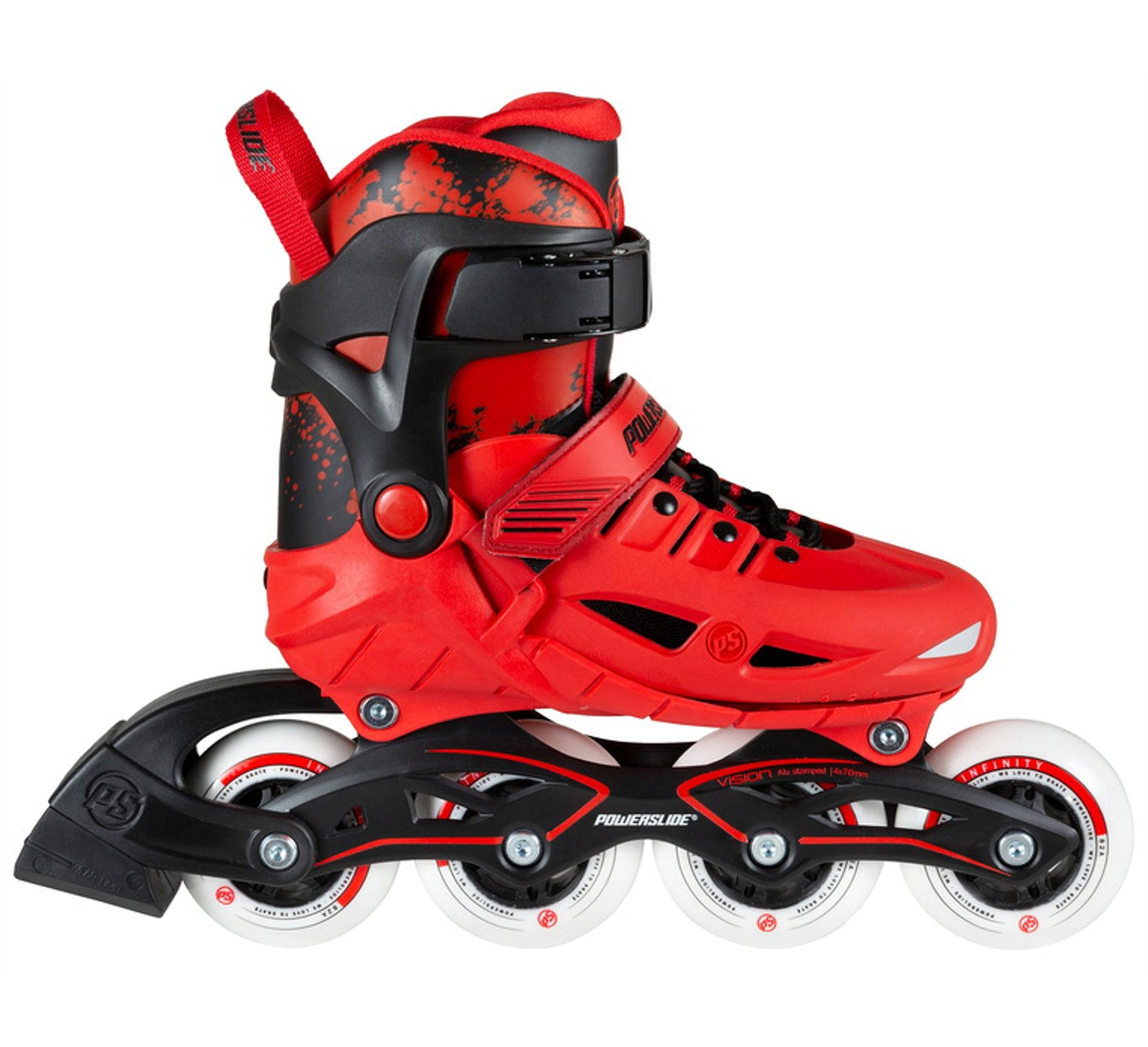 Powerslide Phuzion Kids Inline Skates Junior (verstelbaar)