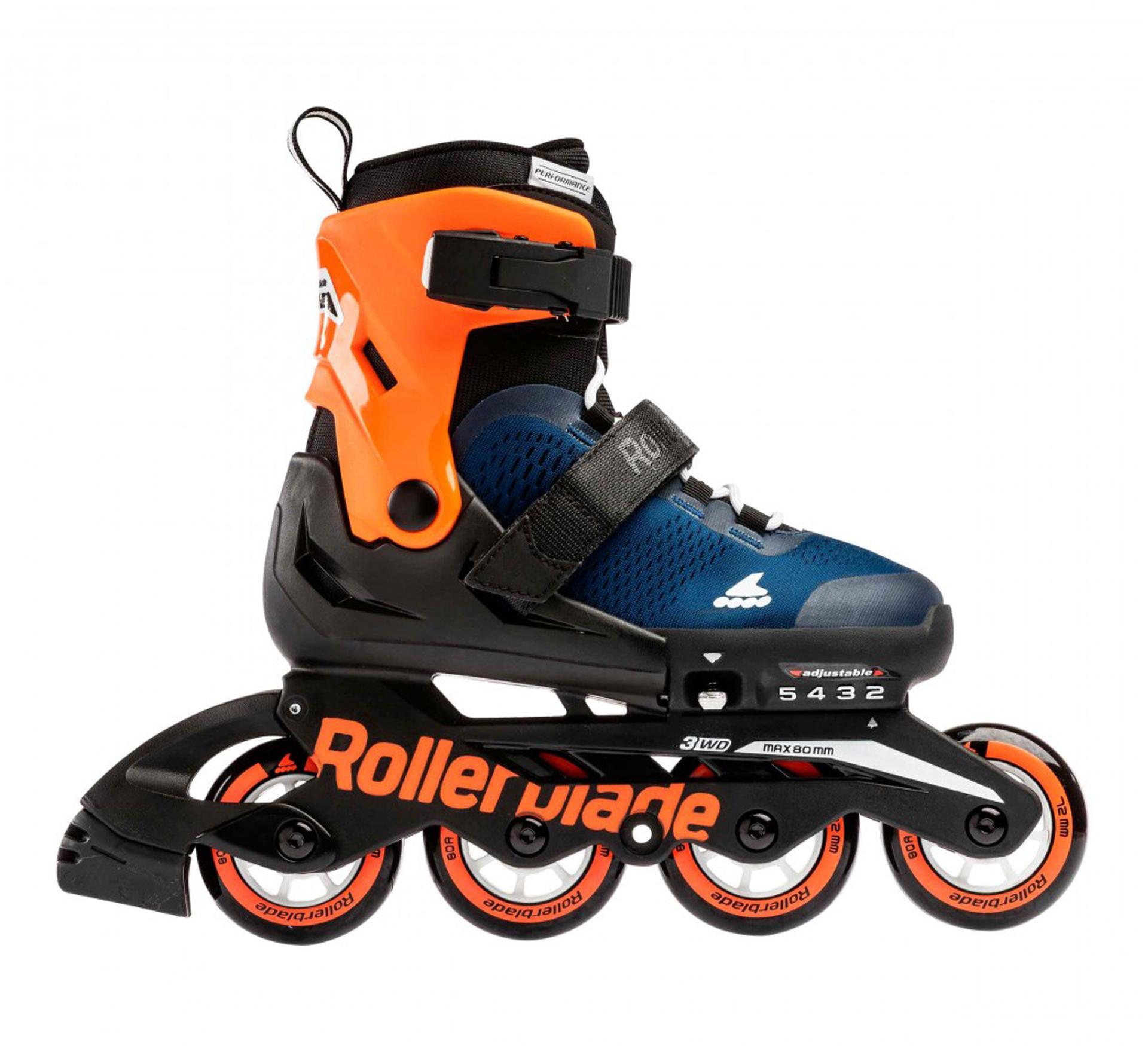 Rollerblade Microblade Skate Junior (verstelbaar)