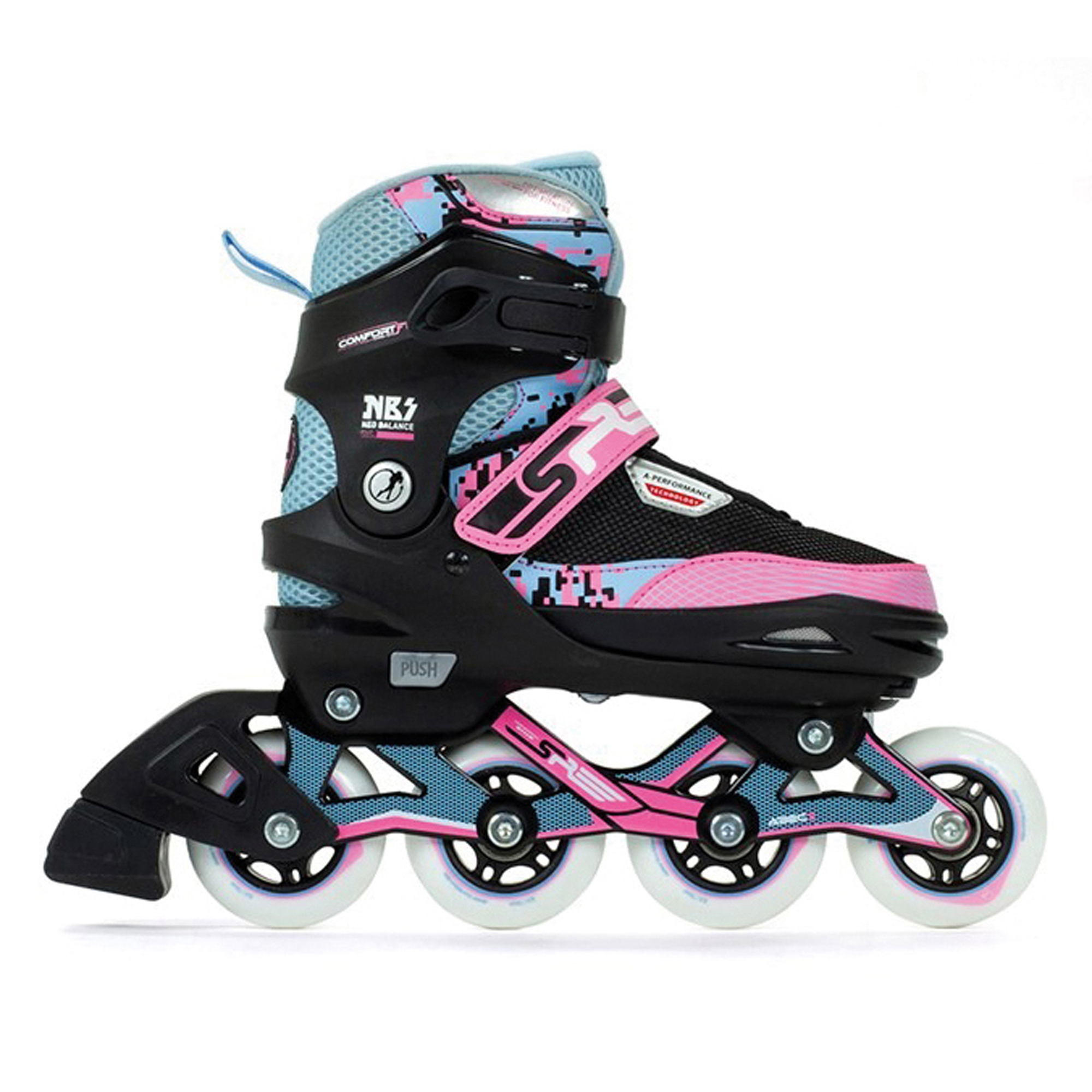 SFR Pixel Adjustable Inline Skates