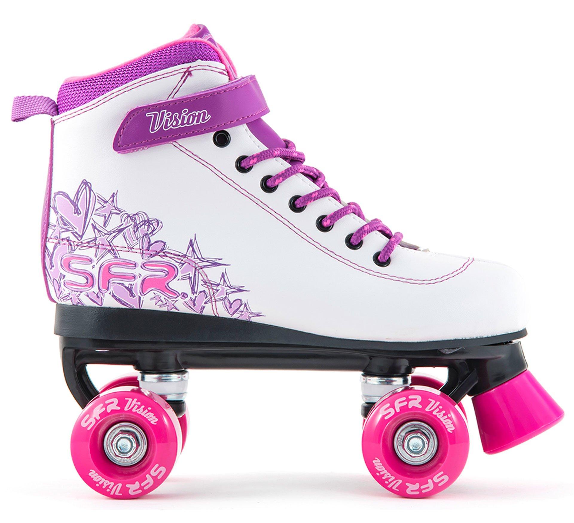 SFR Vision II Quad Skates
