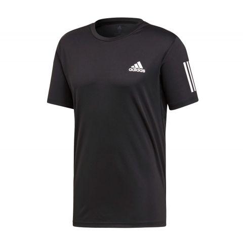 Adidas-3-Stripes-Club-T-Shirt-Heren