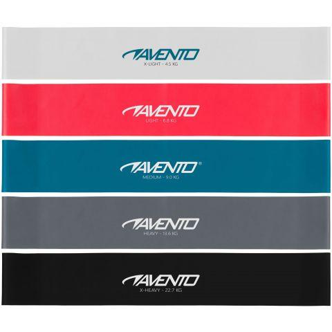 Avento-Latex-Weerstandsbanden-Set-set-van-5-