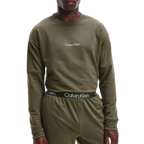 Calvin-Klein-L-S-Sweatshirt-Heren-2109091528
