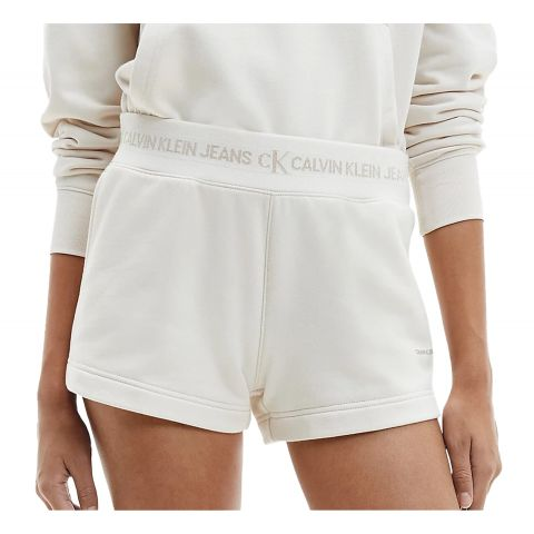 Calvin-Klein-Logo-Trim-Short-Dames