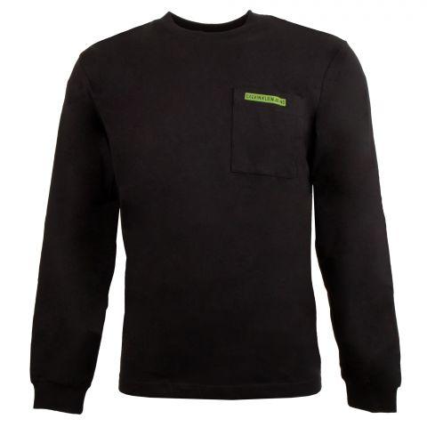 Calvin-Klein-Micro-Flock-Box-Pocket-LS-Shirt-Heren-2109291525