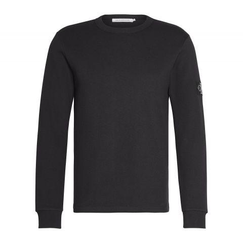 Calvin-Klein-Monogram-Badge-Longsleeve-Shirt-Heren