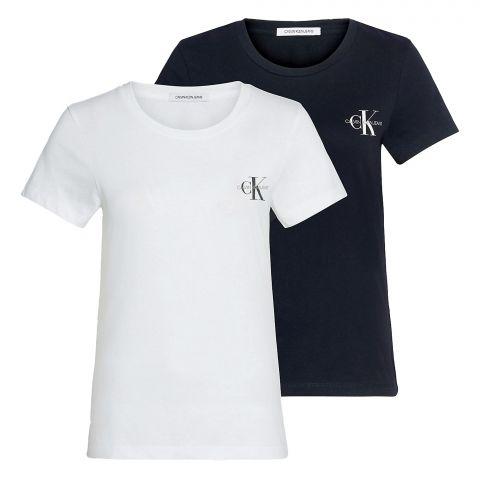 Calvin-Klein-Monogram-Logo-Shirt-Dames-2-pack--2107131538
