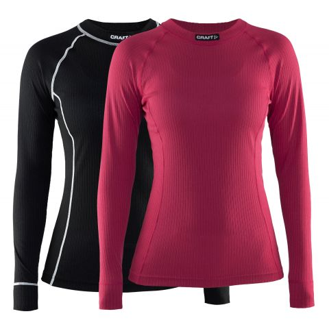 Craft-Active-Thermo-Shirt-Dames-2-pack-