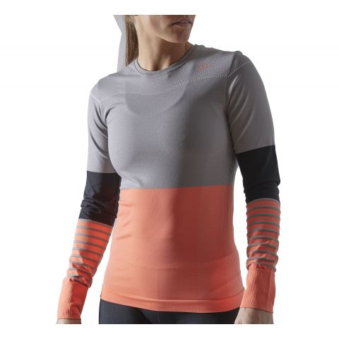 Craft-FuseKnit-Comfort-Blocked-Longsleeve-Shirt-Dames