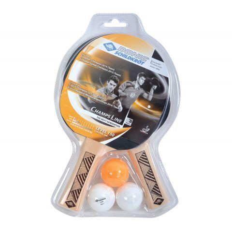 Donic-Schildkr-t-Champs-Line-150-Tafeltennis-Set-2-spelers-