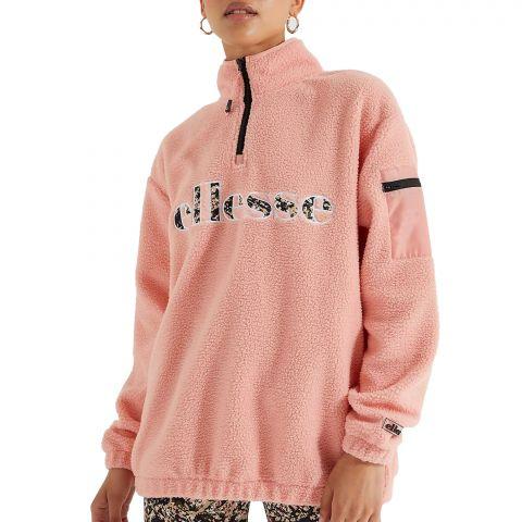 Ellesse-Monticule-1-2-Zip-Sweater-Dames-2110121229