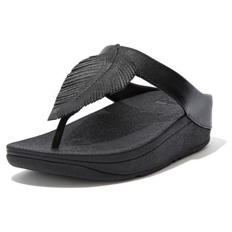 FitFlop-Fino-Feather-Toe-Post-Slipper-Dames