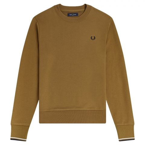 Fred-Perry-Crew-Neck-Sweater-Heren-2110061216