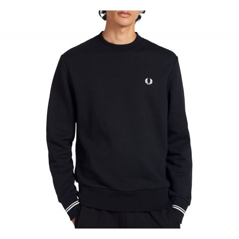 Fred-Perry-Crew-Neck-Sweater-Heren