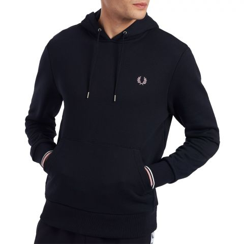 Fred-Perry-Tipped-Hoodie-Heren-2109091510