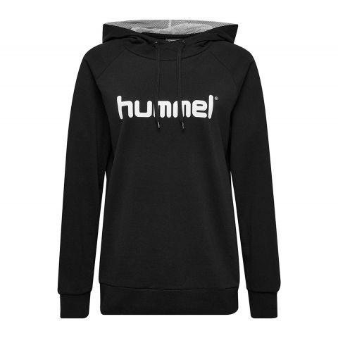 Hummel-Go-Cotton-Logo-Hoodie-Dames