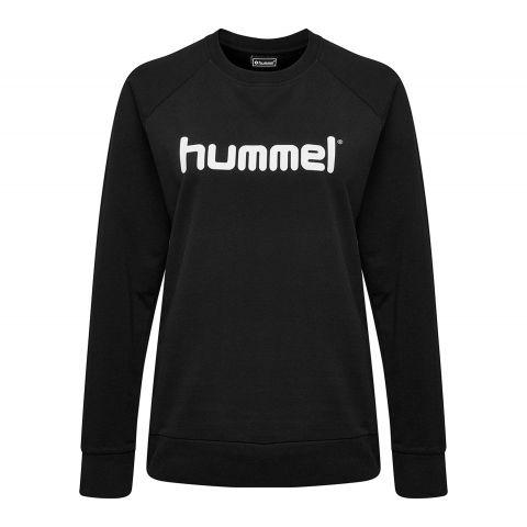 Hummel-Go-Cotton-Logo-Sweater-Dames