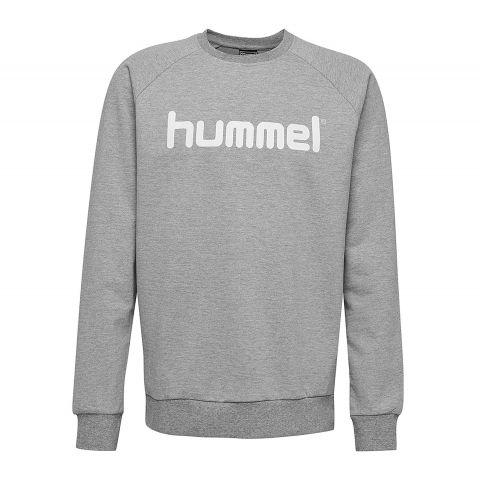 Hummel-Go-Cotton-Logo-Sweater-Heren