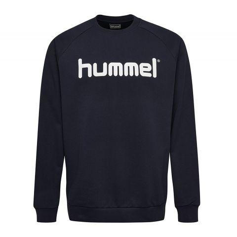 Hummel-Go-Cotton-Logo-Sweater-Junior