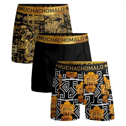 Muchachomalo-Mayan-Boxershorts-Heren-3-pack--2110211135