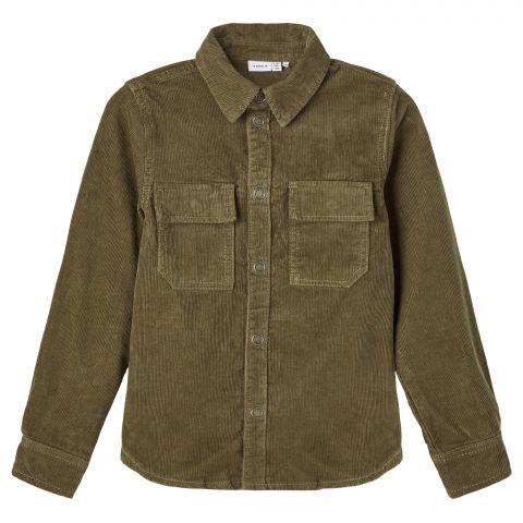 Name-It-Batos-Cord-Overhemd-Jongens-2109161110