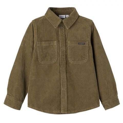 Name-It-Batos-Cord-Overhemd-Jongens-2109291123