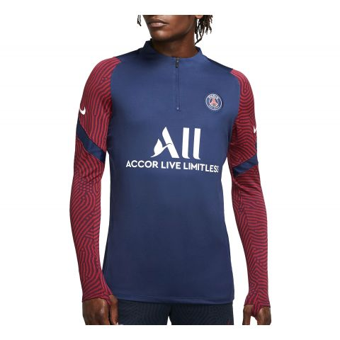 Nike-Paris-Saint-Germain-Strike-Trainingssweater-Heren