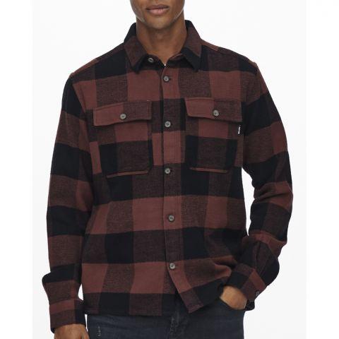 Only--Sons-Scott-Life-Overhemd-Heren-2110181147