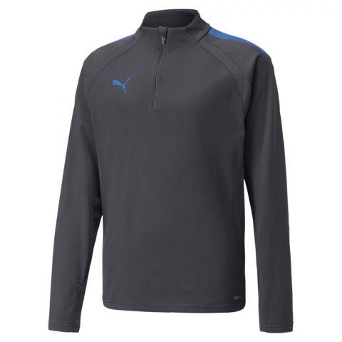 Puma-teamLIGA-1-4-Zip-Trainingssweater-Junior-2107270936