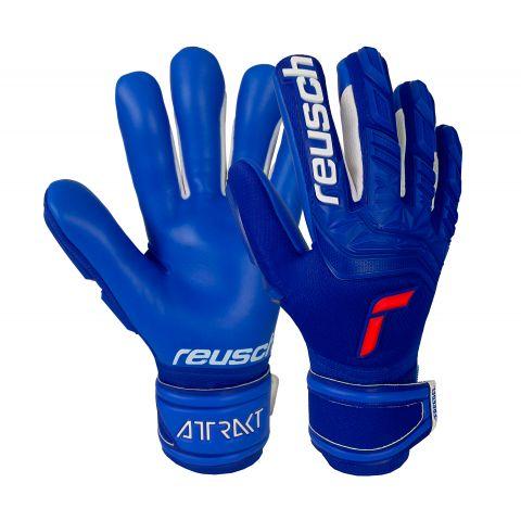 Reusch-Attrakt-Freegel-Silver-Finger-Support-Keepershandschoenen-Senior