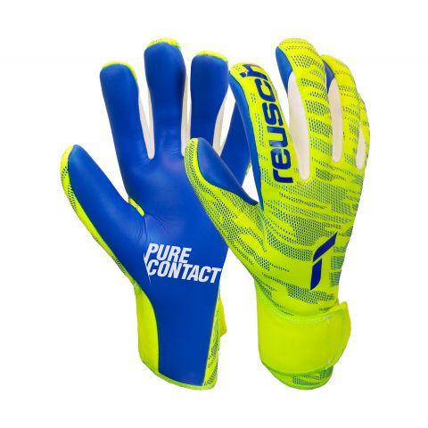 Reusch-Pure-Contact-Silver-Keepershandschoen-Senior