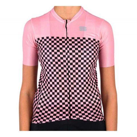 Sportful-Checkmate-Jersey-Wielrenshirt-Dames