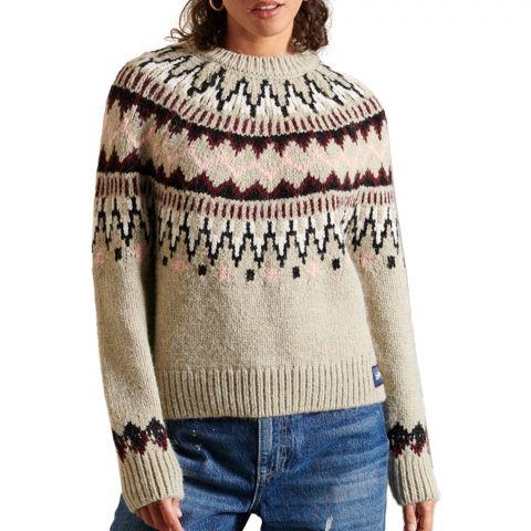 Superdry-Classic-Fairisle-Crew-Sweater-Dames-2109151453