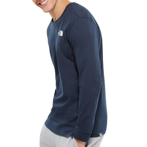 The-North-Face-Simple-Dome-LS-Shirt-Heren-2109201313