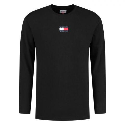 Tommy-Hilfiger-Badge-LS-Shirt-Heren-2107261209