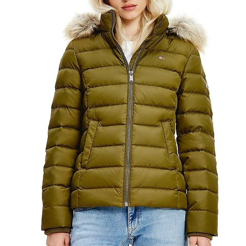 Tommy-Hilfiger-Basic-Hooded-Down-Winterjas-Dames-2108300950