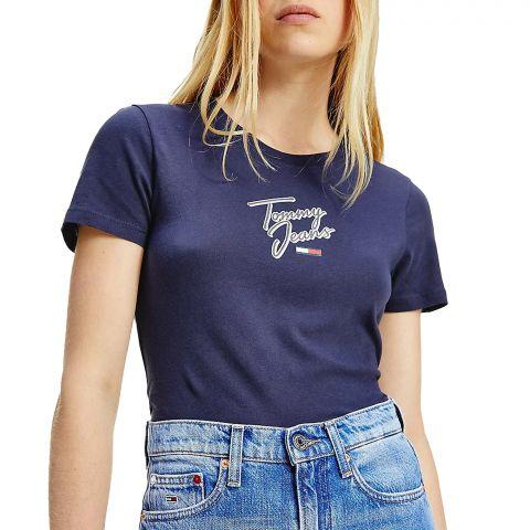 Tommy-Hilfiger-Essential-Skinny-Script-Shirt-Dames-2106281034