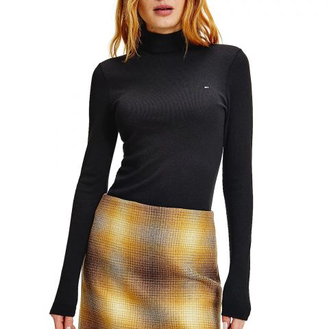 Tommy-Hilfiger-Skinny-Fit-Roll-Neck-Sweater-Dames-2108300933