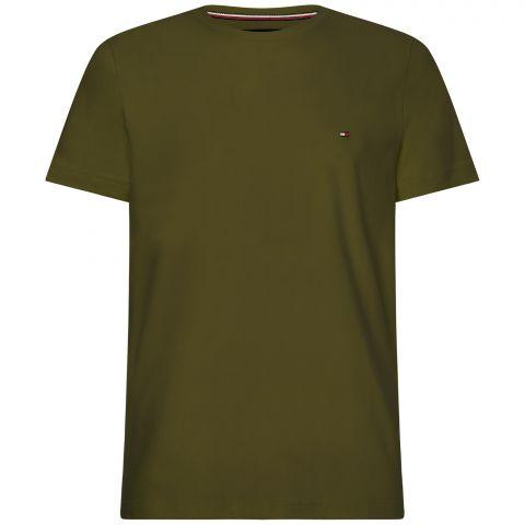 Tommy-Hilfiger-Stretch-Slim-Fit-Jersey-Shirt-Heren