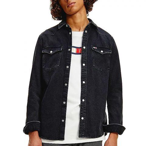 Tommy-Hilfiger-Western-Denim-Overhemd-Heren-2108300938