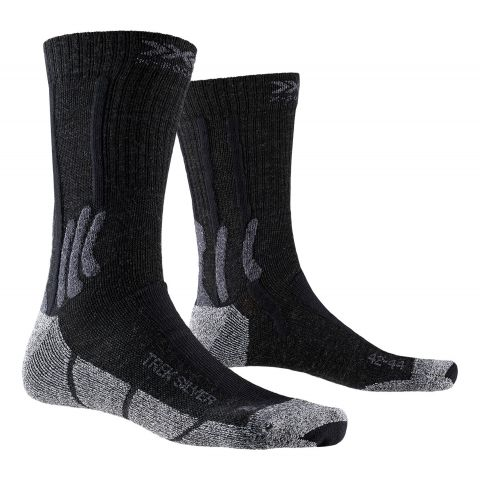 X-Socks-Trek-Silver-Outdoorsokken-Heren