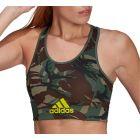 Adidas Designed 2 Move Camouflage Sportbeha Dames