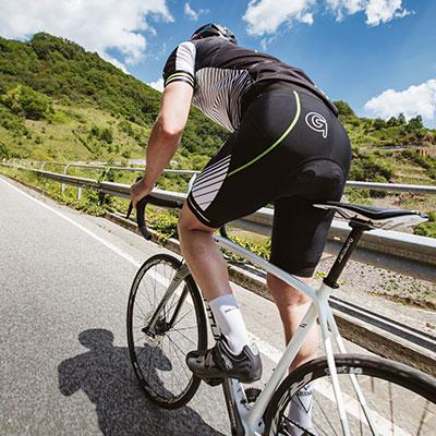 Nooit meer zadelpijn met een goede fietsbroek