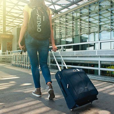 Voor iedere reis een andere tas