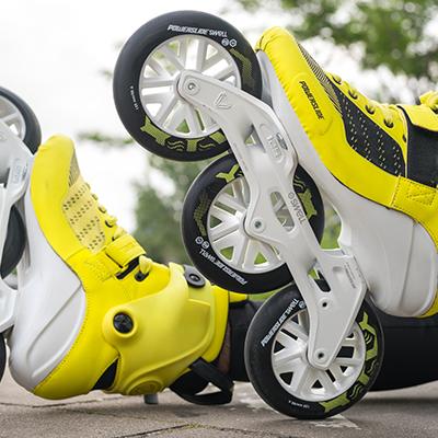 Hoe onderhoud ik mijn skates?