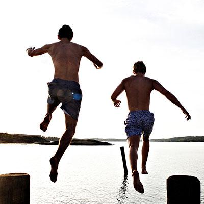 Buiten zwemmen, do's en don'ts