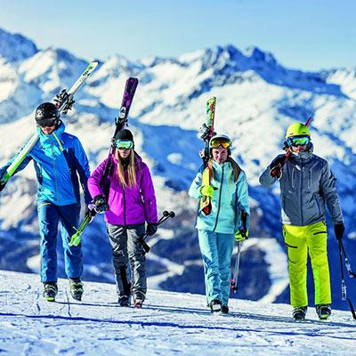 Wintersport trends