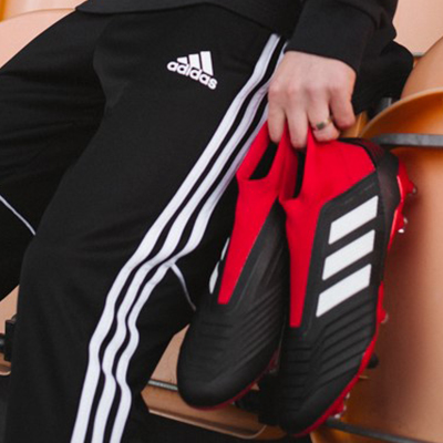 (Voetbal)schoenen maken de man